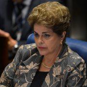 Absturz ins Bodenlose: Vor einem Jahr wurde Brasiliens Präsidentin Dilma Rousseff abgesetzt