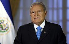 Der salvadorianische Präsident Salvador Sánchez Cerén. Foto: Wikipedia