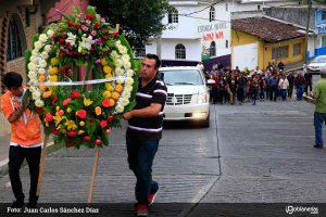 Beerdigung des Journalisten Aurelio Campos. Foto: Juan Carlos Sánchez Díaz/poblanerias.com (CC BY-NC 4.0)