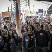 """Protest gegen """"parlamentarischen Putsch"""" erreicht nicht die Wahlurnen"""