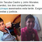 Erneut zwei Studenten aus Ayotzinapa getötet