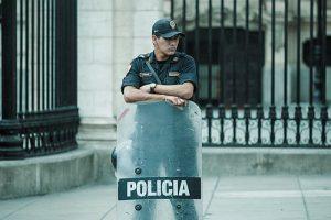 Polizisten waren Mitglieder einer Todesschadron
