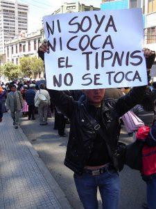Die Proteste für den Erhalt des Nationalparks Tipnis 2011 führten zur Entfremdung zwischen vielen indigenen Gruppen und der Regierung. Foto: flickr/Pablo Andrés Rivero (CC BY-NC-ND 2.0)