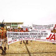 Regierung Temer ist eine Gefahr für die indigenen Rechte