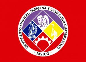 Logo der Gewerkschaft MISCG
