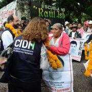 """Ayotzinapa: CIDH widerspricht weiterhin der """"historischen Wahrheit"""" der mexikanischen Regierung"""