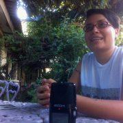 Yanileth Mejía: Lesbische Aktivistin in El Salvador. Foto: Alfredo Carías