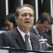 Senatspräsident Renan Calheiros darf nun doch trotz Korruptionsprozess weitermachen