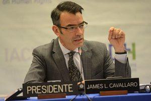 James L. Cavallaro steht der chronisch unterfinanzierten Menschenrechtskommission vor / Foto: Daniel Cima, April 2016, CC BY 2.0