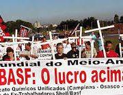 David gegen Goliath: Vom Kampf brasilianischer Chemiearbeiter*innen