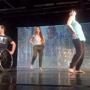 Die würdige Tänzerin