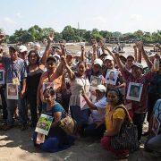 Zweieinhalb Wochen Migrant*innen-Karawane gingen zu Ende