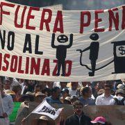 """Der """"Benzinpreiscoup"""" und die Proteste"""