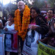 UN-Experte trifft Menschenrechtsaktivist*innen in Mexiko