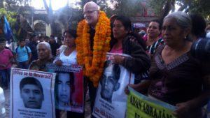 UN-Experte in Ayotzinapa