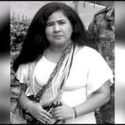 Ermordete Aktivistinnen: Frauen als militärische Zielscheibe