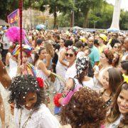 Streit beim Karneval in Rio