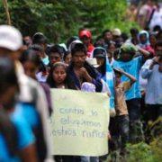 Trotz Friedensprozess: Vertreibungen in Kolumbien gehen weiter