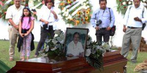 Beerdigung Ricardo Monlui