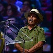 Guatemaltekischer Umweltaktivist Rodrigo Tot erhält Goldman-Umweltpreis