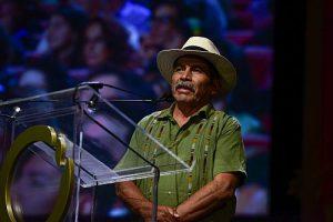 Rodrigo Tot aus Guatemala erhält den Goldman-Preis 2017