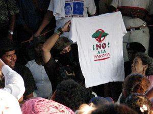Widerstand gegen La Parota