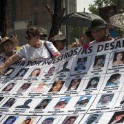 Nach verschwundenen Frauen sucht niemand