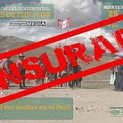 Film- und Bergbauaktivist*innen Dougherty (USA) und Moore (Kanada) nach Filmvorführung verhaftet