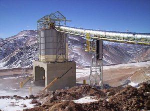 Die Mine Veladero liegt in der Provinz San Juan / Foto: Ferjacon, CC BY-SA 4.0