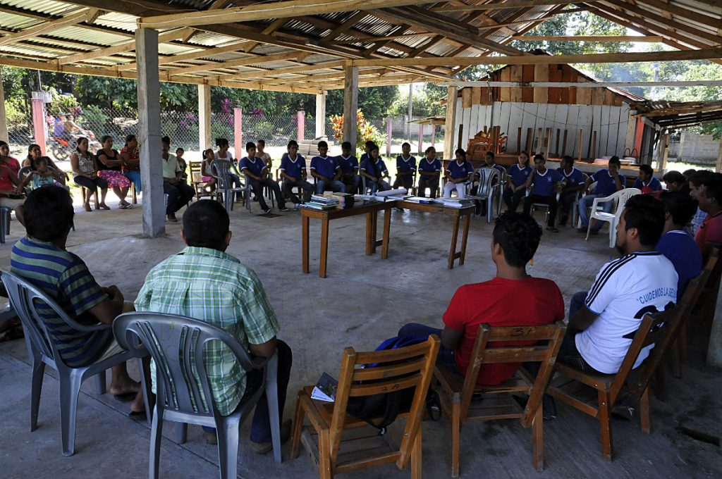 Sitzung des Schulkomitees