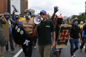 Opposition Venezuela