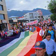 Indigene fordern Amnestie als Vorbedingung für Dialog