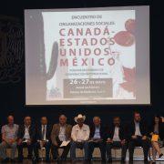 Widerstand gegen nordamerikanischen Freihandel formiert sich