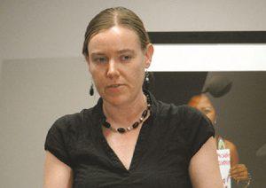 Aktivistin jennifer Moore