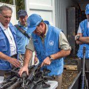 Wichtiger Schritt im Friedensprozess: FARC geben Waffen ab
