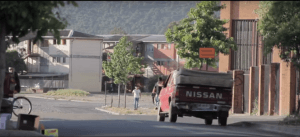 Das Stadtviertel Las Américas im chilenischen Talca ist eher unwirtlich. Bild: ECO/Chile