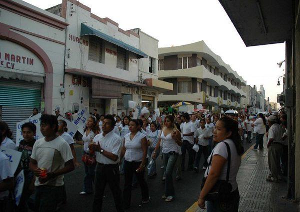 Demonstration 1. Mai