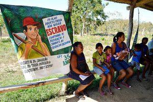 Wichtiger denn je: Aufklärung gegen Sklavenarbeit bei der CPT (2016) / Foto: Andres Pasquis Gias, CC-BY-NC 2.0