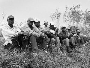 Haitianische Zuckerarbeiter (2008) in der Dominikanischen Republik / Foto: el marto, cc-by-nc-nd-2.0