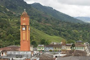Die Kleinstadt Pijao / Foto: Camilio hdo, cc by-nc-nd-2.0