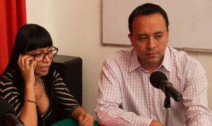 Die Anwält*innen des Falls Navarte / Foto: Cuartoscuro