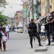 Eiszeit – 10.000 Soldaten und Sicherheitskräfte sollen Rio de Janeiro sicherer machen