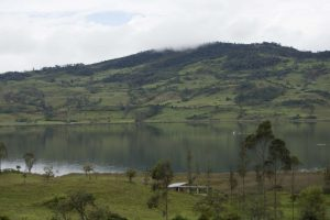 Der Rio Marañon im peruanischen Cenepa ist einer der Quellflüsse des Amazonas. Bild: Nils Brock.