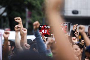 Demo Ayotzinapa