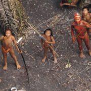 Verdacht auf Massaker an unkontaktierten Indigenen