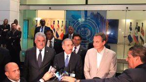 Zapatero und Medina