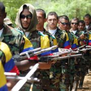 Mit dem Ende der Entwaffnung beginnt die Geschichte der FARC-Partei