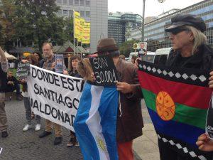 Demo Santiago Maldonado