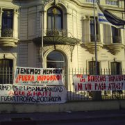 Straflosigkeit in Uruguay: Alles damit niemand redet