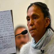 Aktivistin Milagro Sala erneut verhaftet